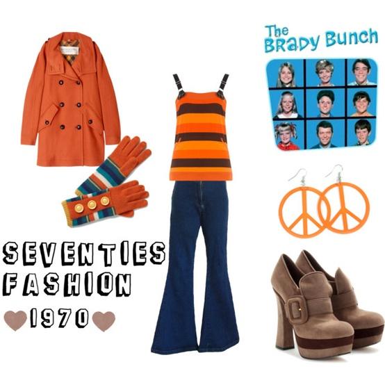 1970's Girls Fashion