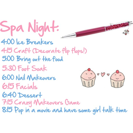 Party Schedule Create A Fun With All The Activities You Would Like To Do For Your Sleeping Beauty Slumber